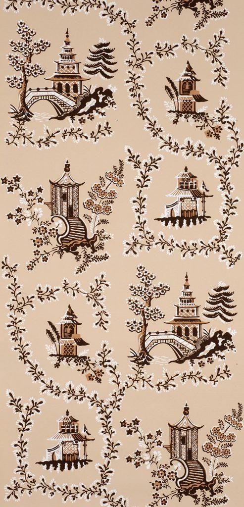 Pagodas C - English circa 1763