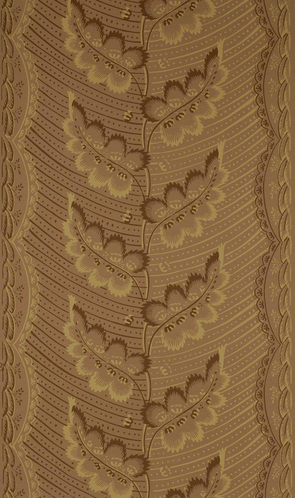 Bixby Vine & Drapery D - American, circa 1811-1817