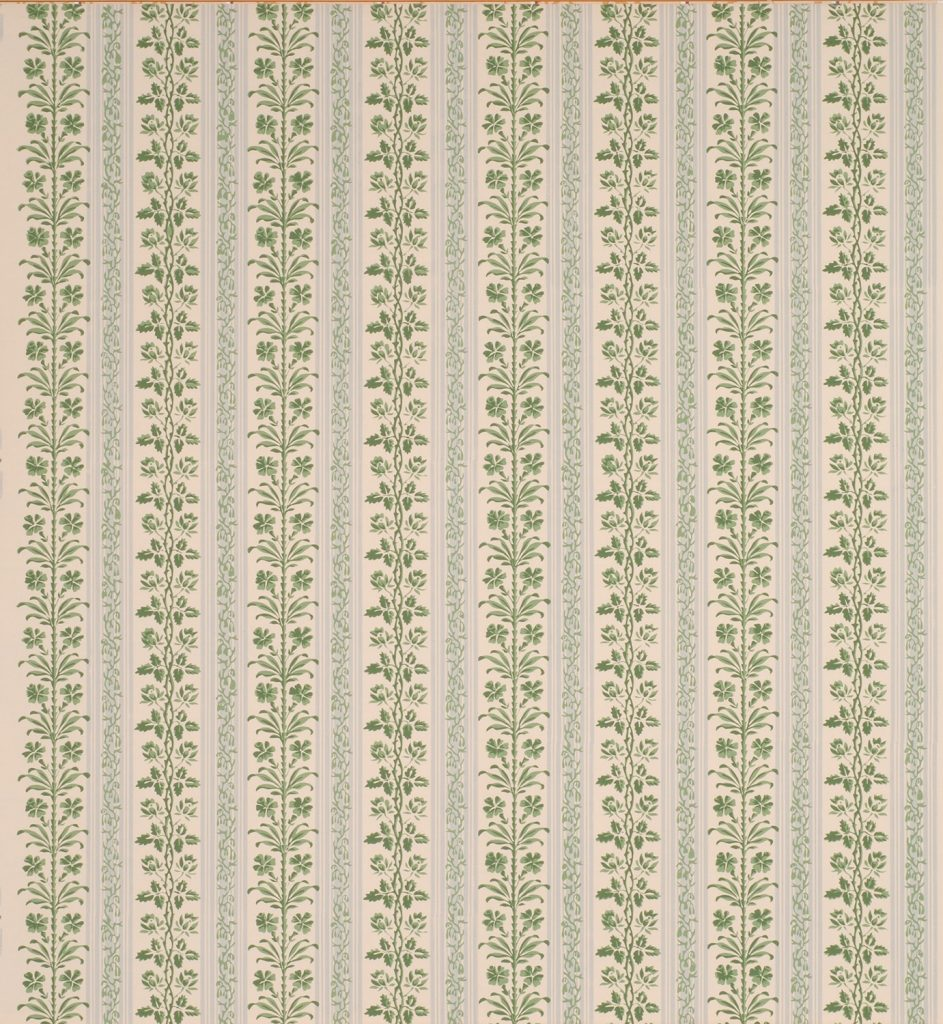Otis Federal Stripe A - English circa 1795-1805