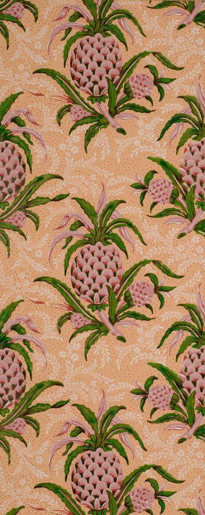 Pineapples B - American, circa 1830-1845