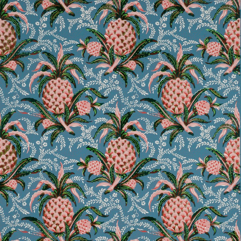 Pineapples A - American, circa 1830-1845