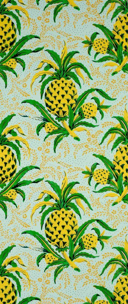 Pineapples D - American, circa 1830-1845