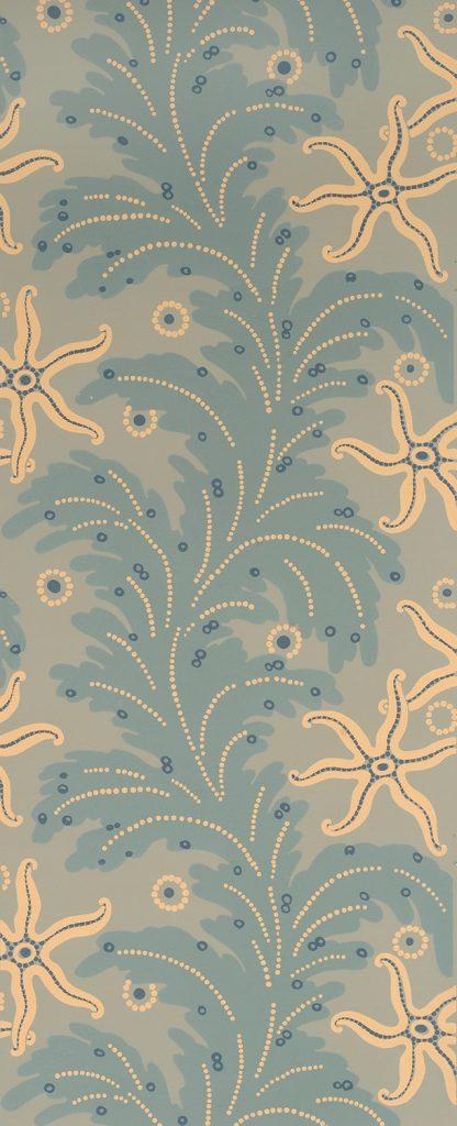 Starfish D - French, circa 1910-1920
