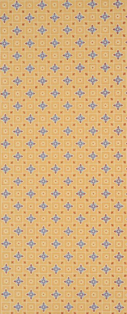 Stars and Squares B - English, circa 1796-1797