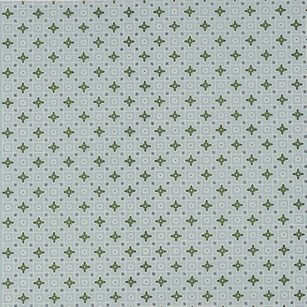 Stars and Squares A - English, circa 1796-1797