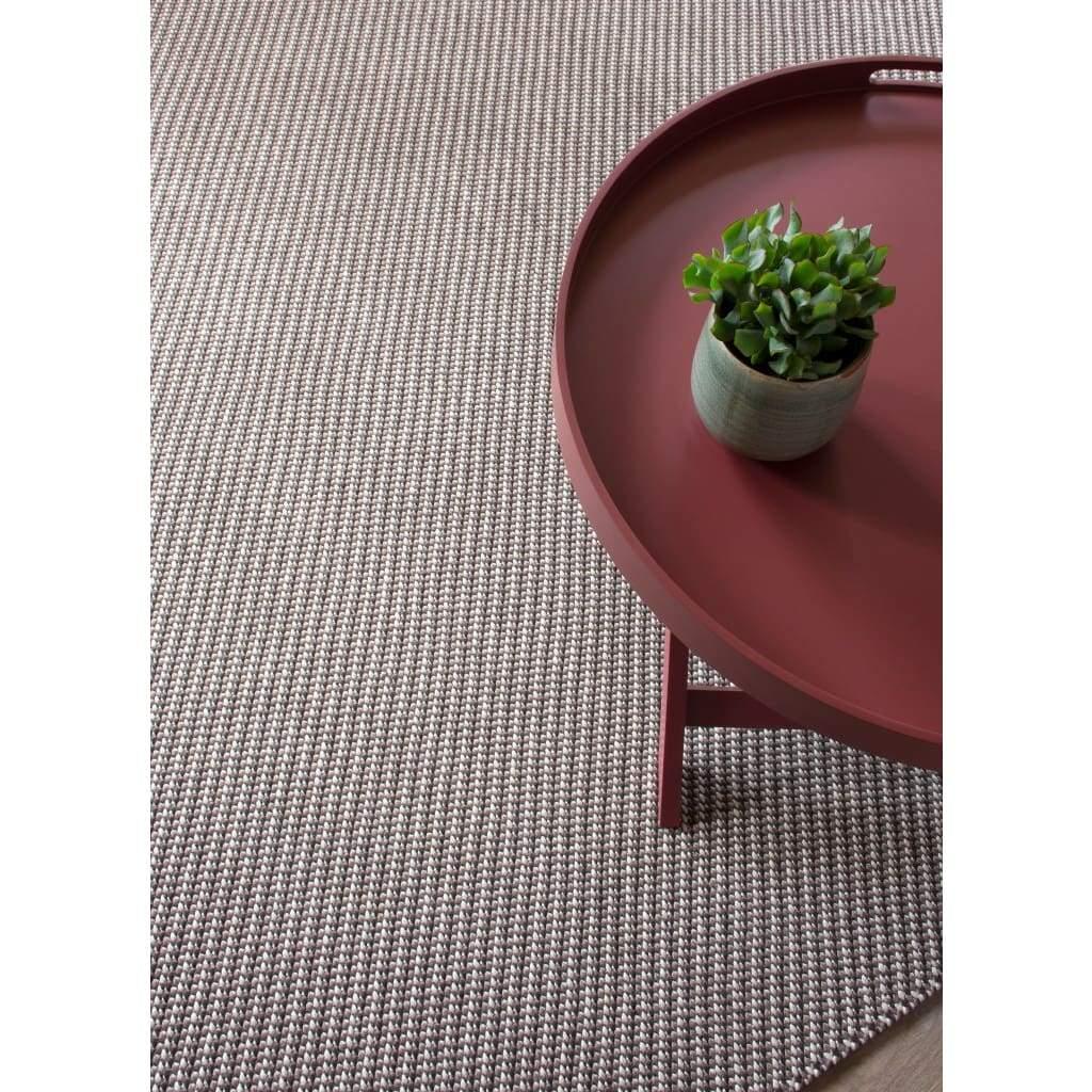 Boue Corneille Luxury Flat Weave Rug