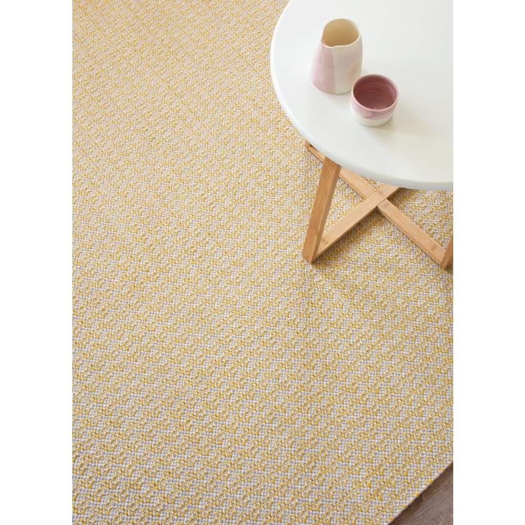 Grunnettes De Sablons Luxury Flat Weave Rug