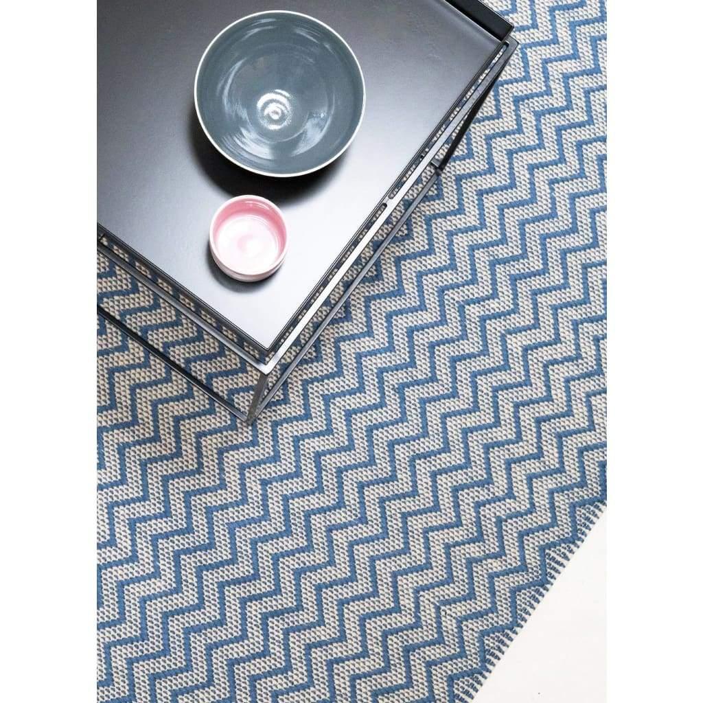 La Mers Luxury Flat Weave Rug
