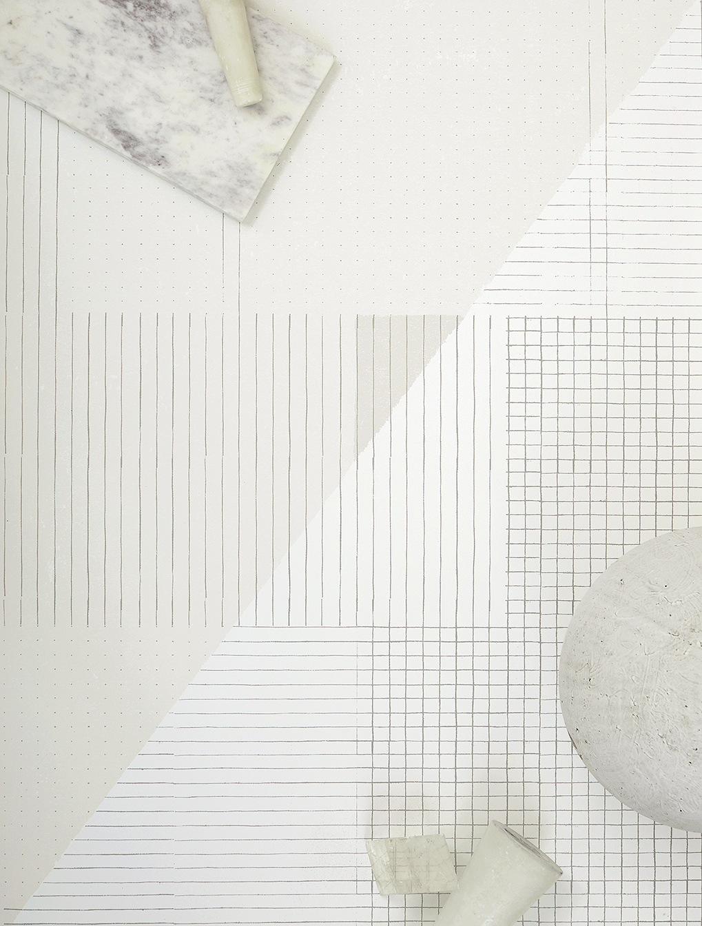 Shadow White wallpaper