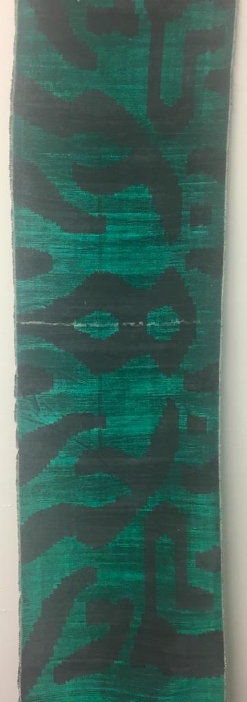 Green Tiger Velvet
