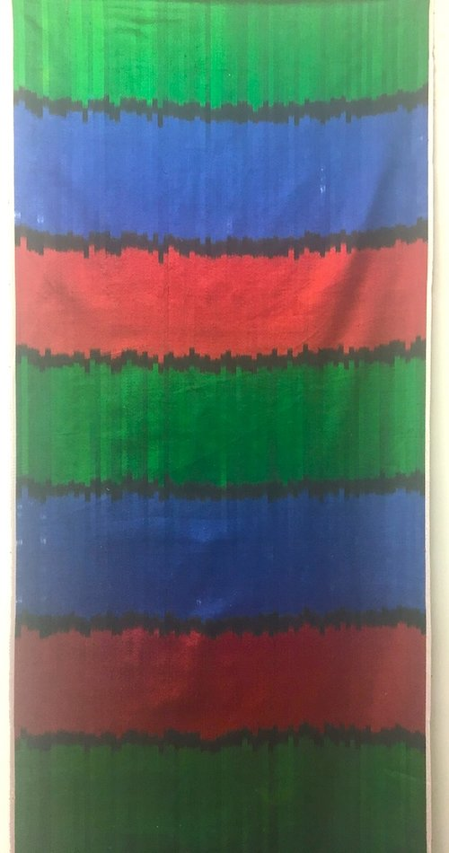 Red Blue Green Stripe
