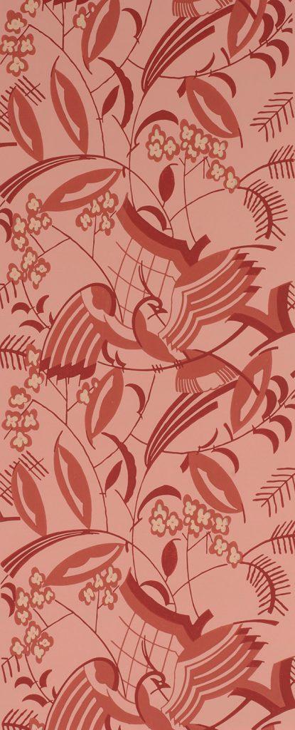 L'Oiseau Moderne B - French, circa 1925-1930