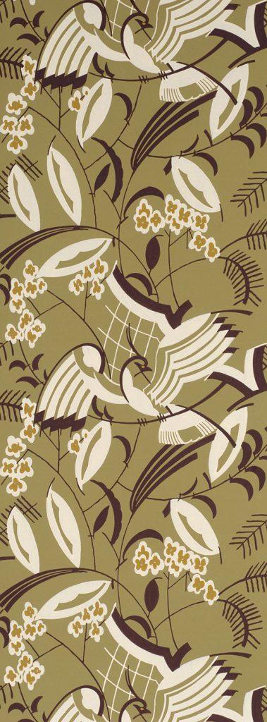 L'Oiseau Moderne D - French, circa 1925-1930