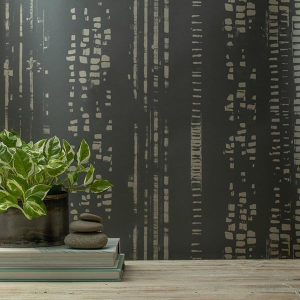Traces Metallic Wallpaper Mica