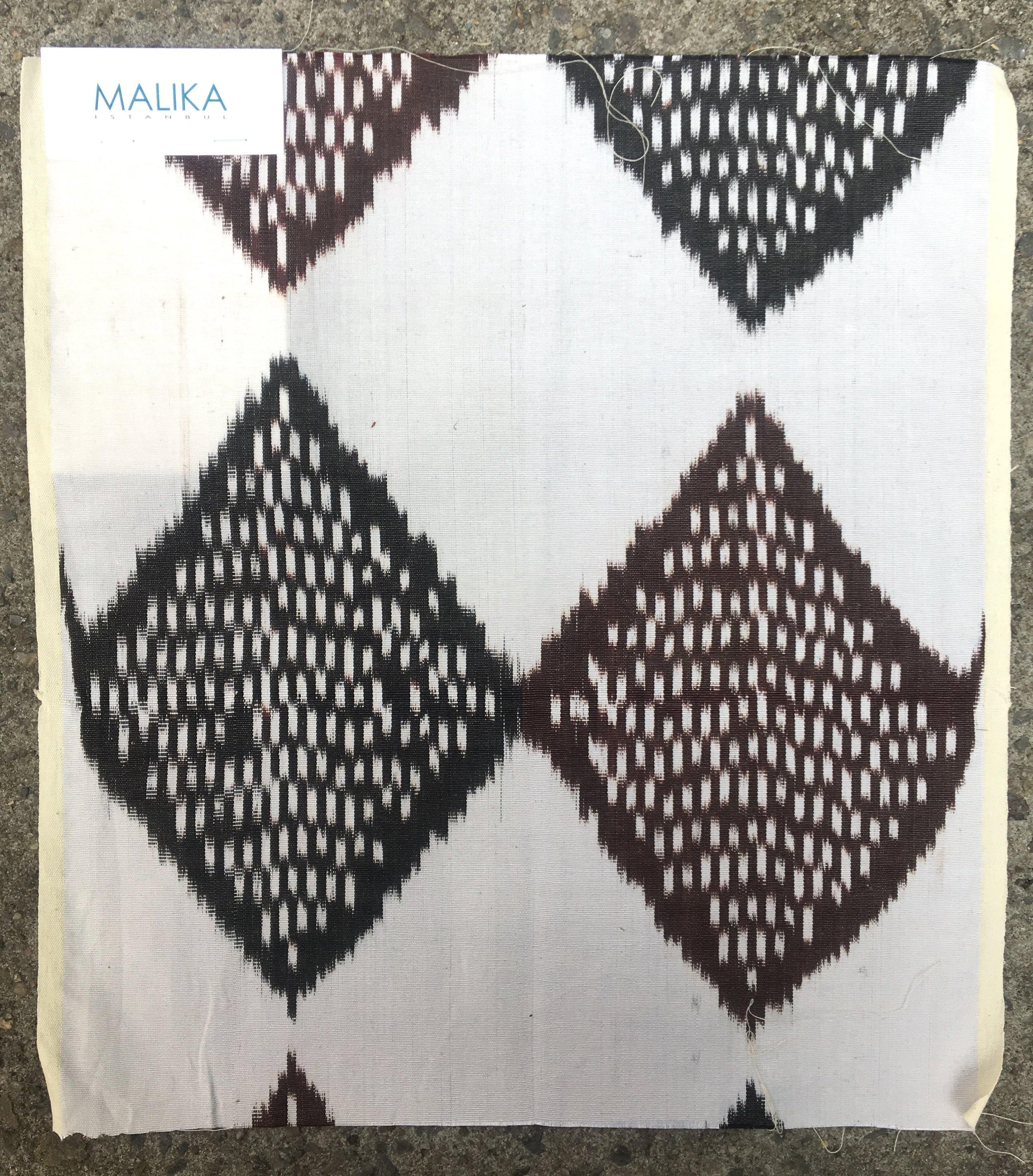 Brown Black Spotted Diamond