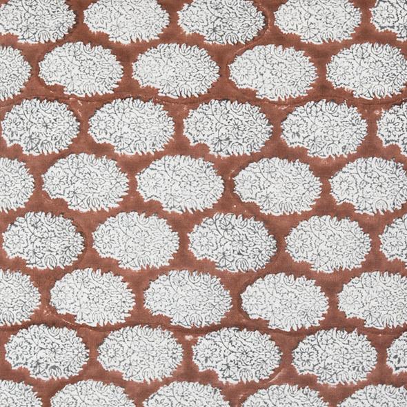 Dunes Saffron on White