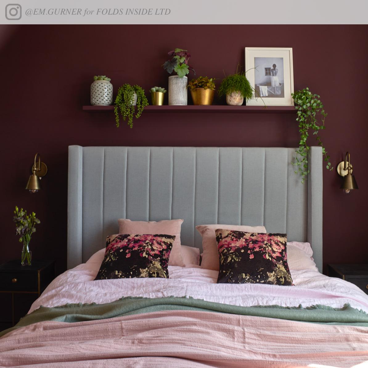 Sophie Velvet Pink Cushions