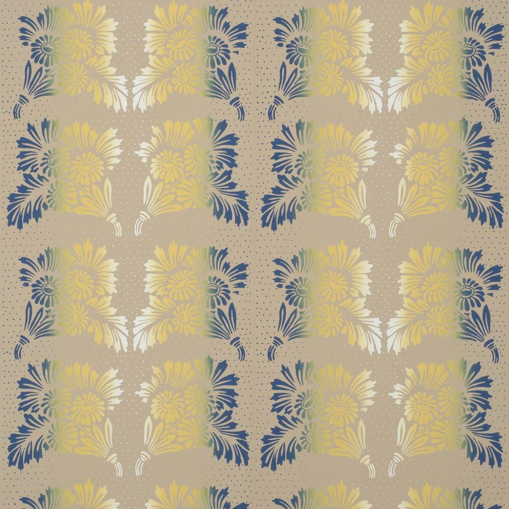 Blue Hill Stripe A - French circa 1805-1810