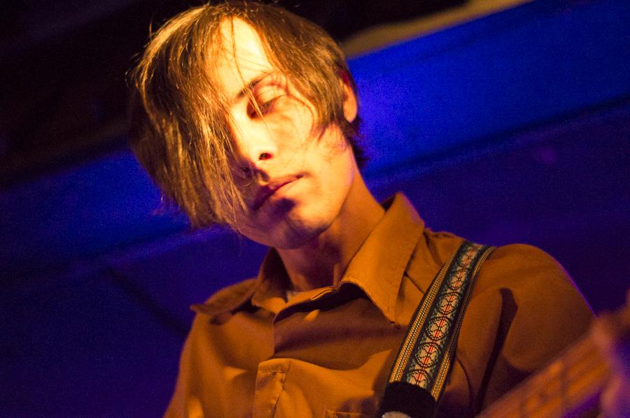 Photo by Alexandria Dravillas, Cherry Glazerr show at Subterranean in Chicago on Jan. 28
