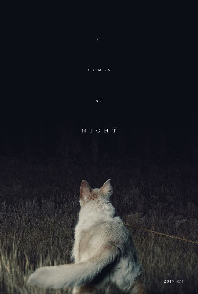 Movie poster for It Comes at Night