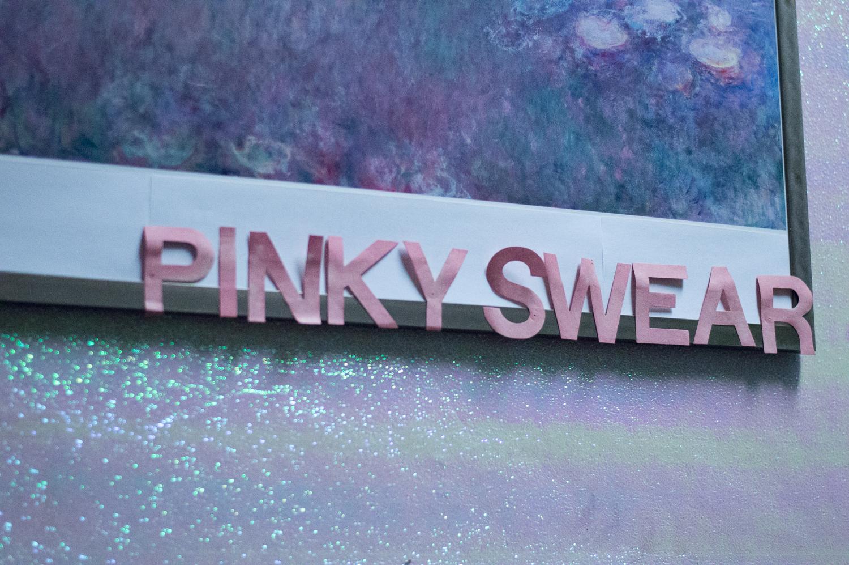 Chicago DIY venue Pinky Swear