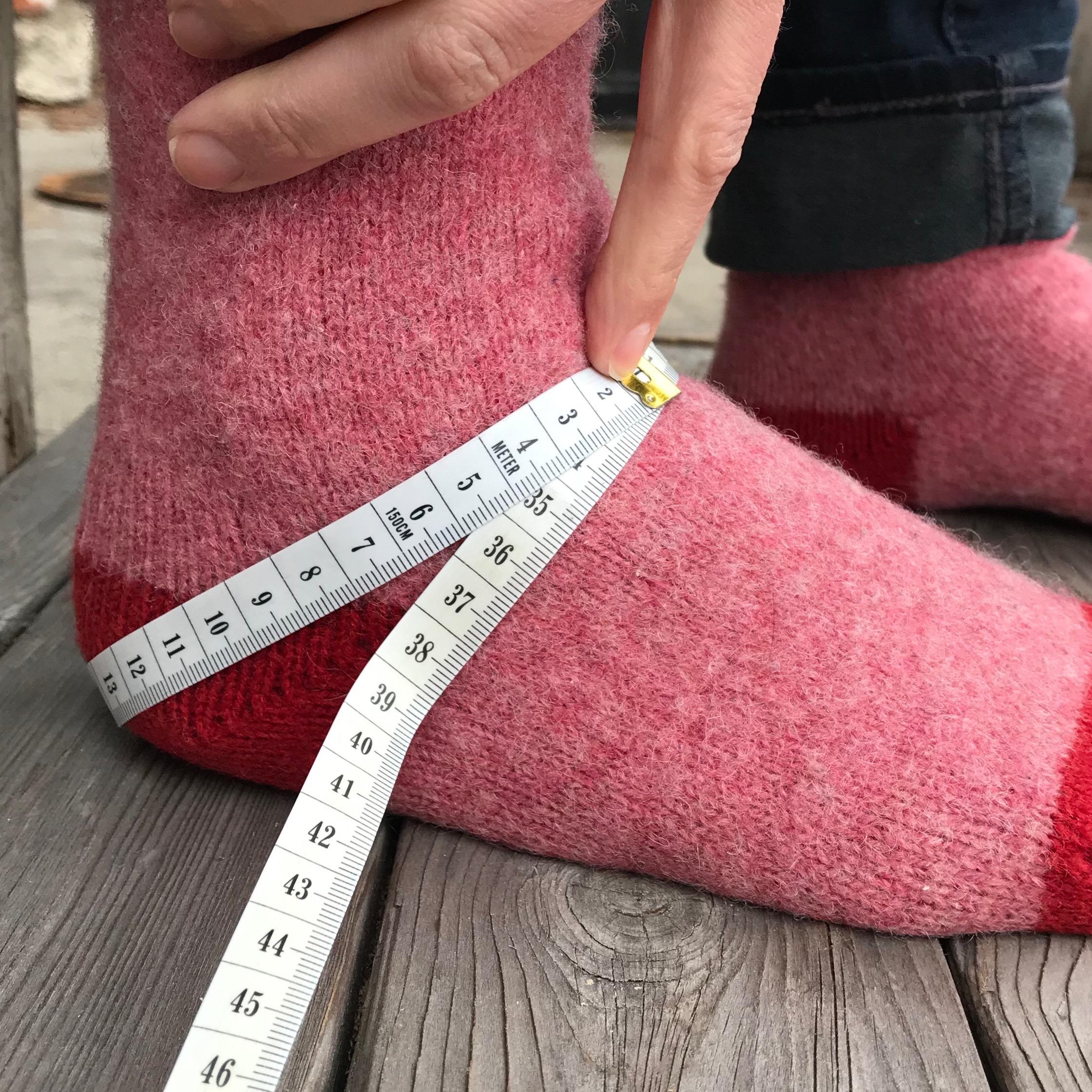 Step 4: Short Heel Measurement