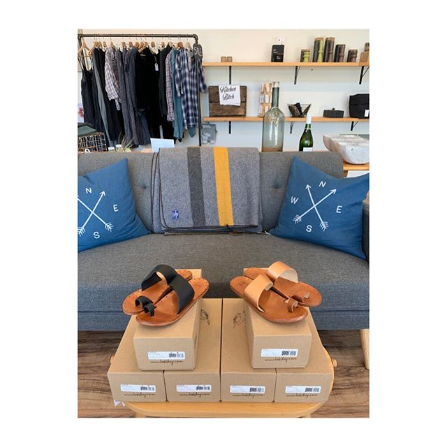 Still a few sizes of these beauties from @beekbytwobirds 😁💕 #briarshopbelmont  #sustainablefashion  #shoplocal