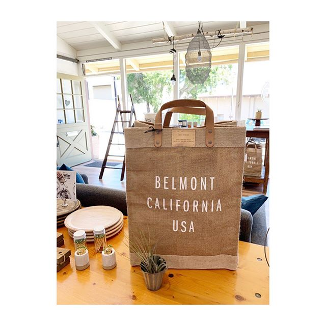 Today is our last day 😁 there are still some really great things in the shop including these adorable Belmont bags from @apolis  Show some local pride and grab one for yourself (they make great gifts too). We're here until 3 today 🥰  #briarshopbelmont  #shoplocal  #sustainablefashion