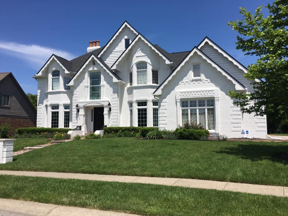 Exterior Repaint in Greenwood