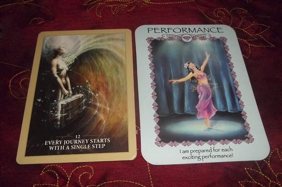 Sacred Rebels Oracle and The Bellydance Treasure Pack