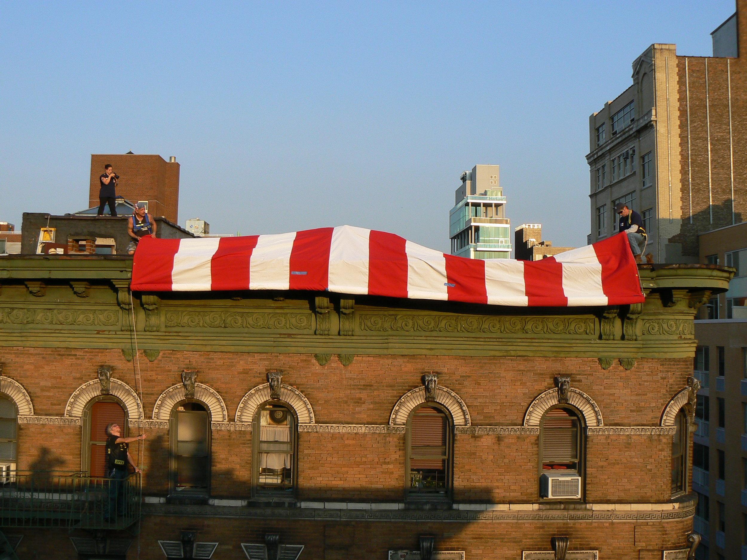 Draping Flag 8.30.2012. 045.jpg