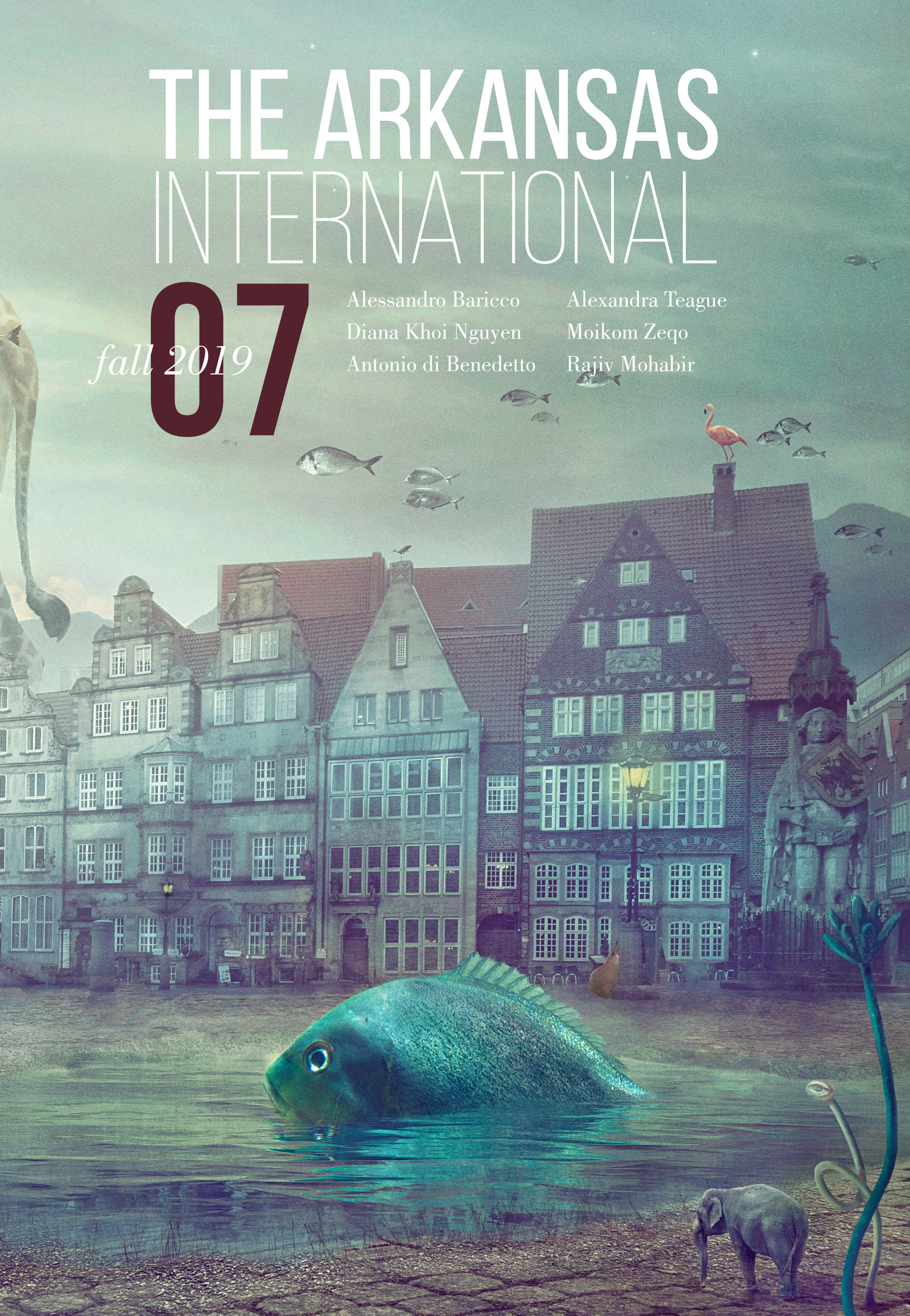 Digital Cover Art by Nikolina Petolas
