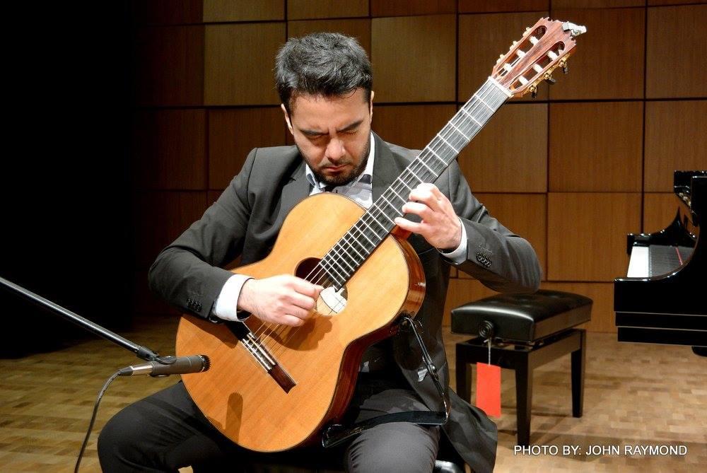 Oliver Marin, Guitar