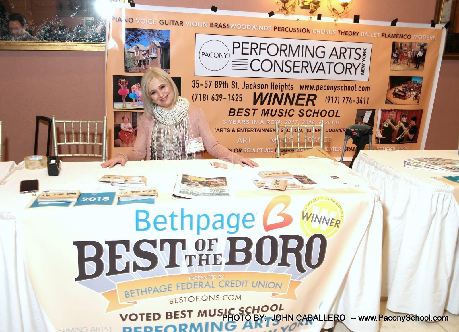 Teresa and large banner.jpg