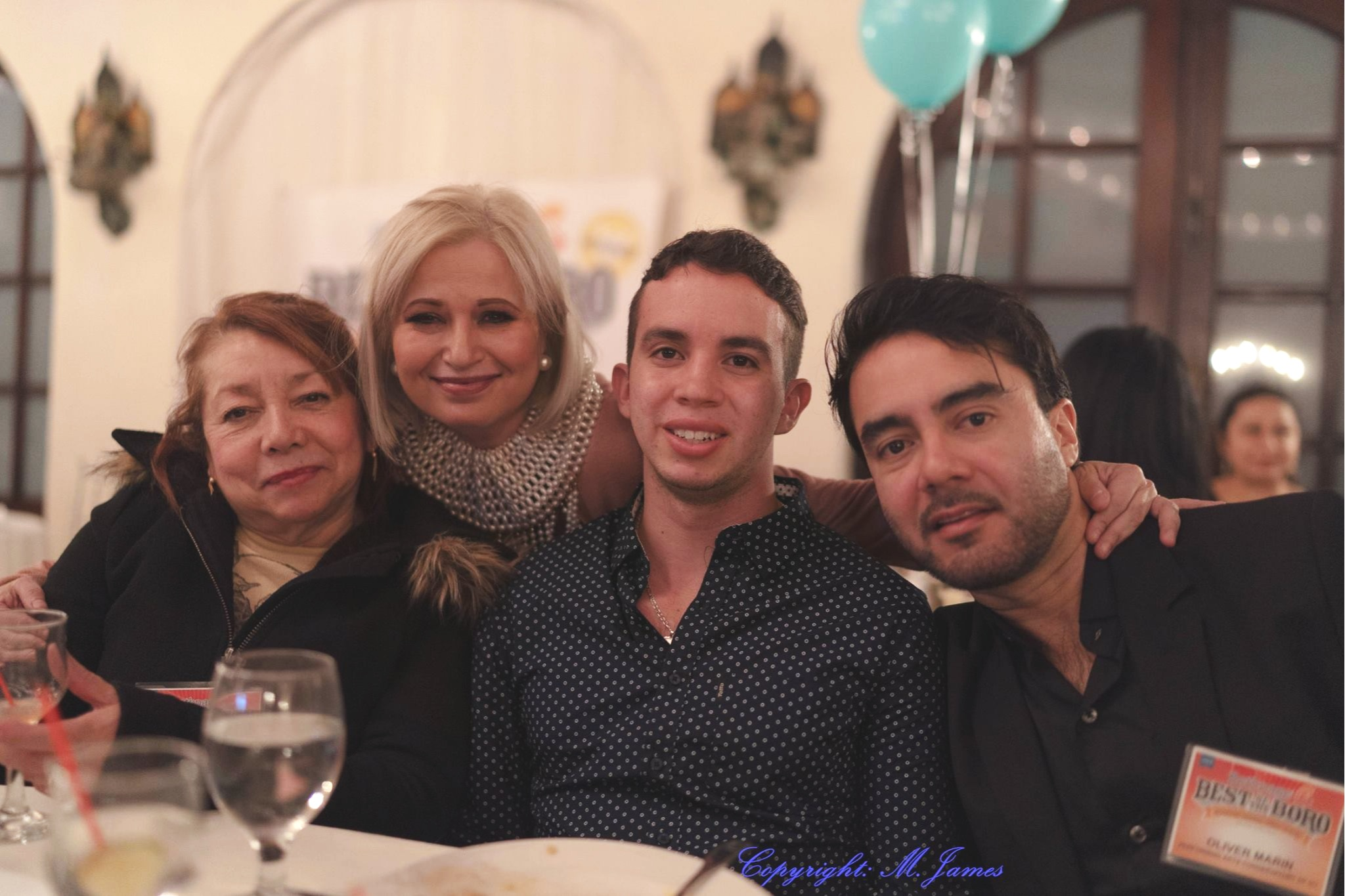 Gloria, Teresa, Santiago, Oliver.jpg