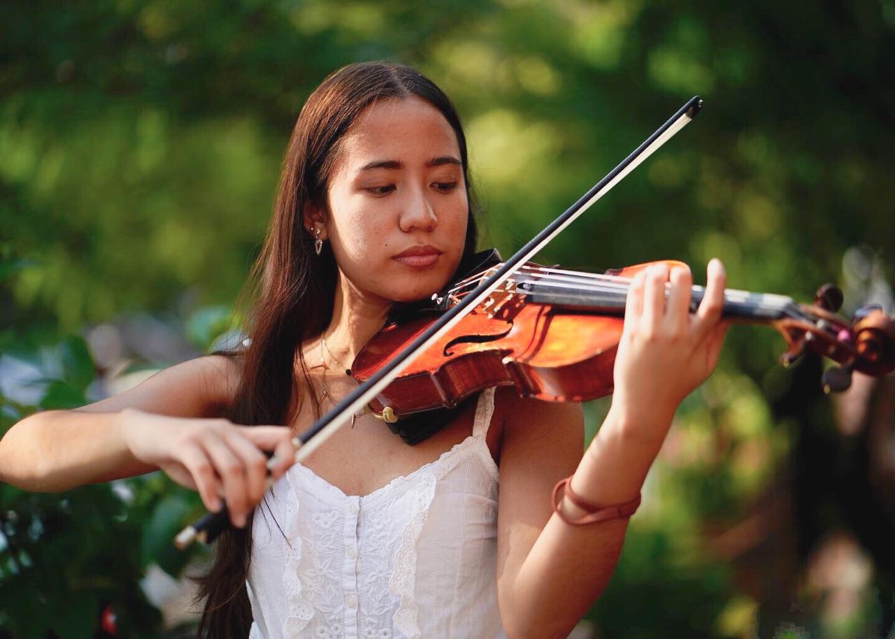 Ganlin Chu, Violin