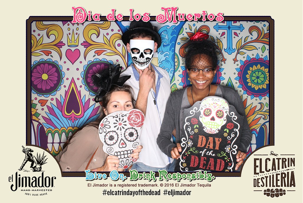 Day of the Dead Photo Booth