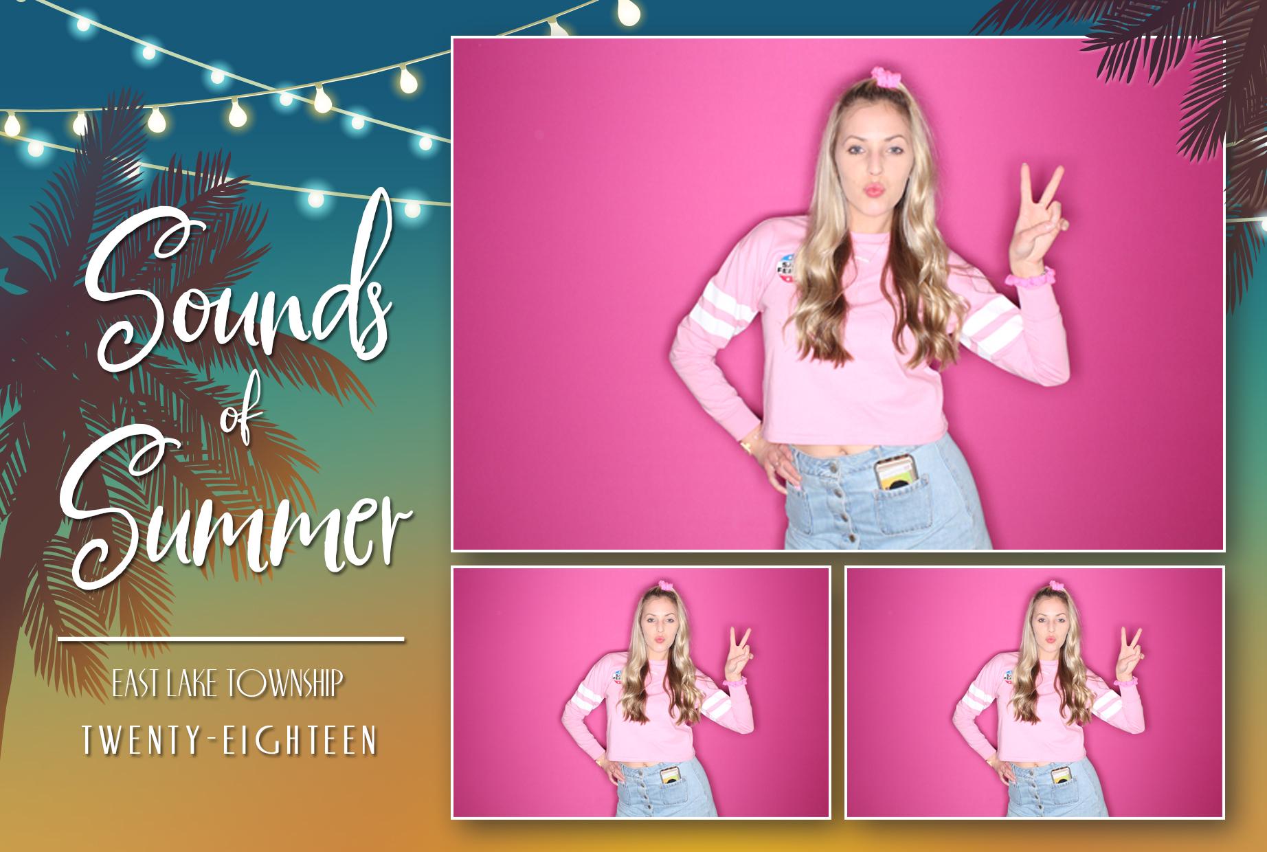 Summer-Nights toronto photobooth template