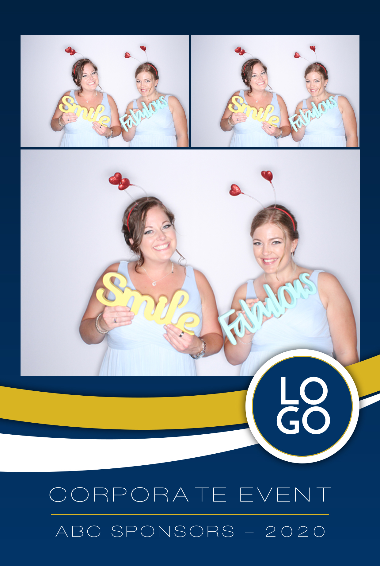 Toronto Corporate Event Photo Booth