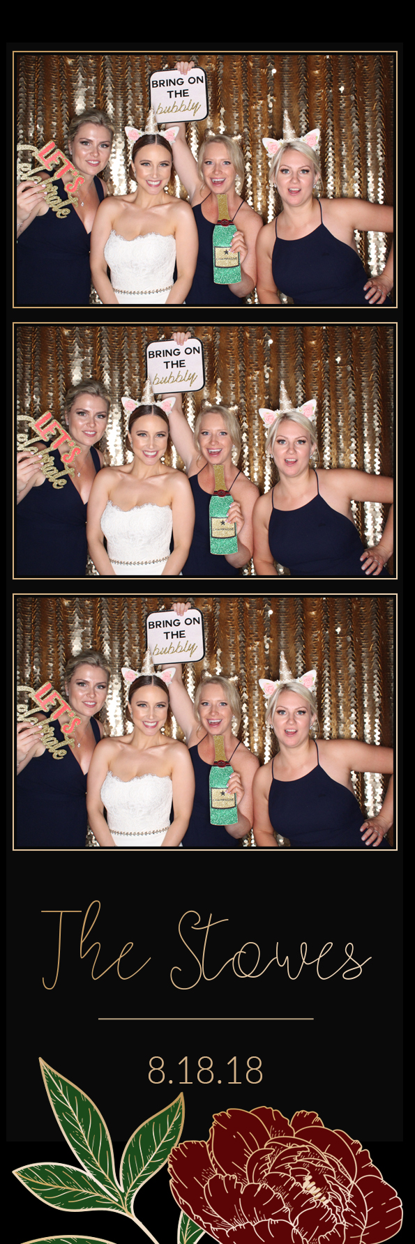 Rose Photo Booth