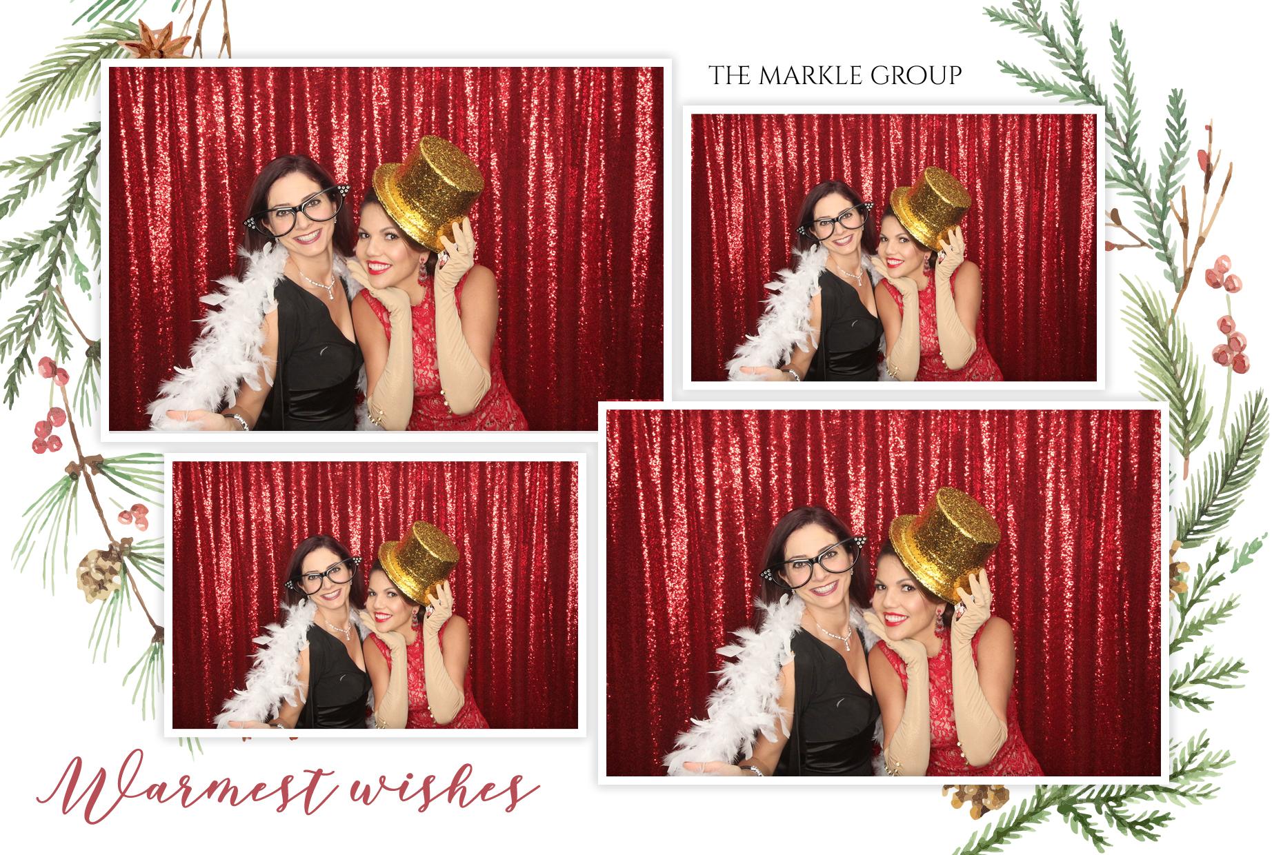 Christmas Photo Booth Toronto