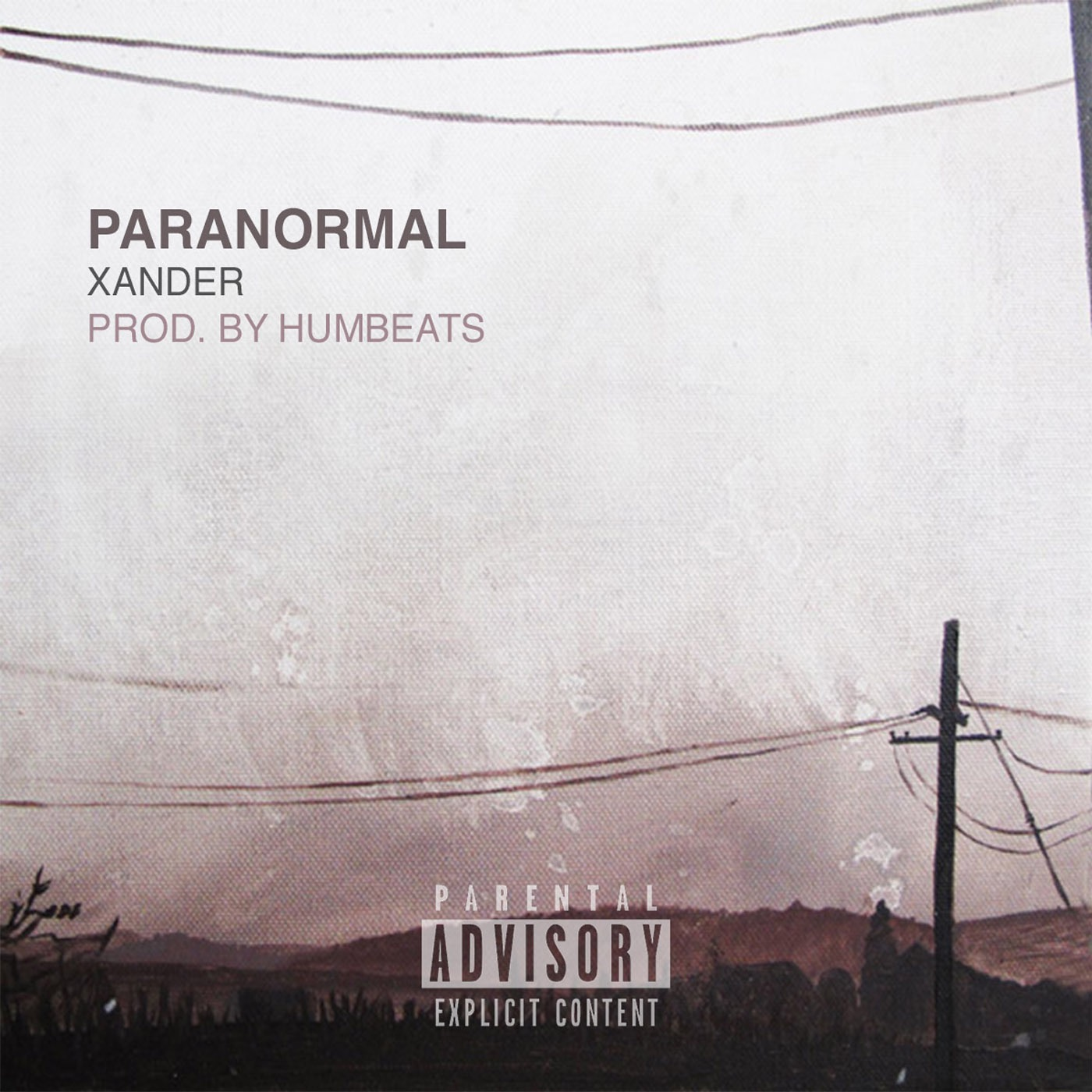 SINGLE - Paranormal   Available on iTunes, Spotify, and Tidal