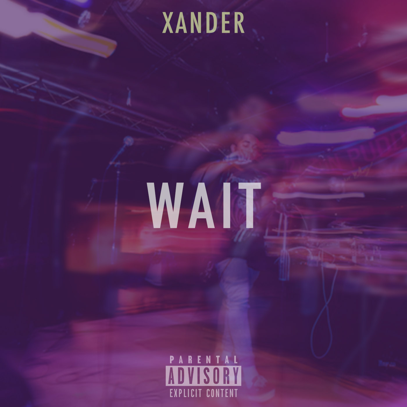 SINGLE - Wait   Available on iTunes, Spotify, and Tidal