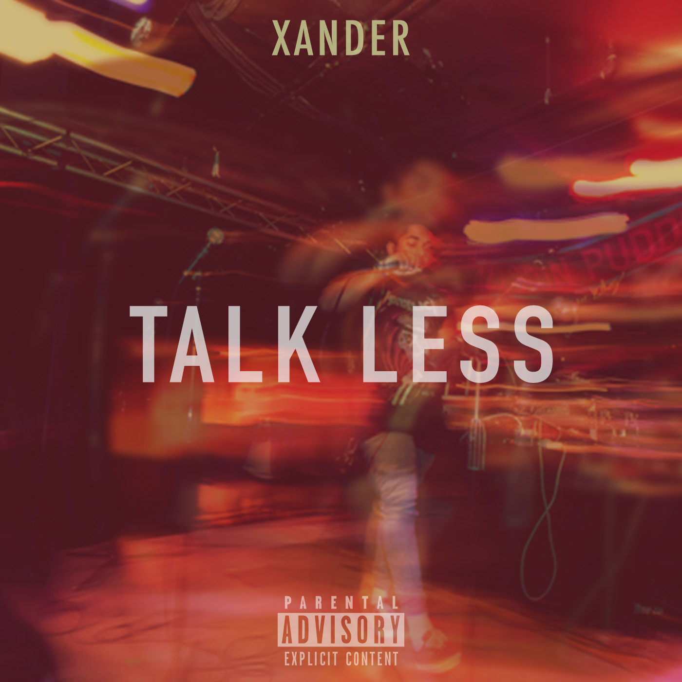 SINGLE - Talk Less   Available on iTunes, Spotify, and Tidal