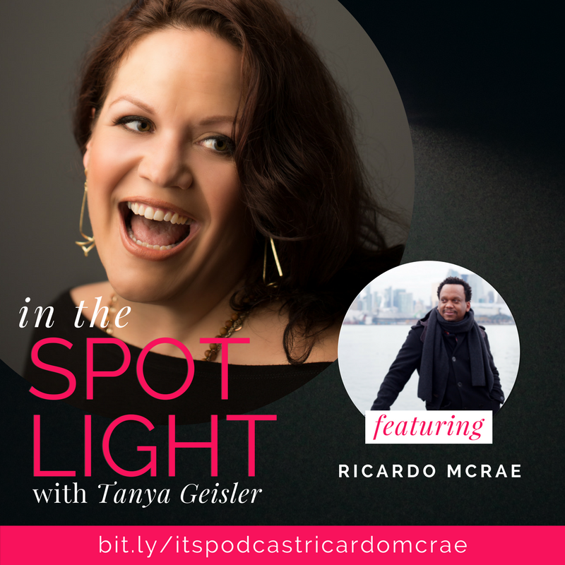 in the spotlight with ricardo mcrae