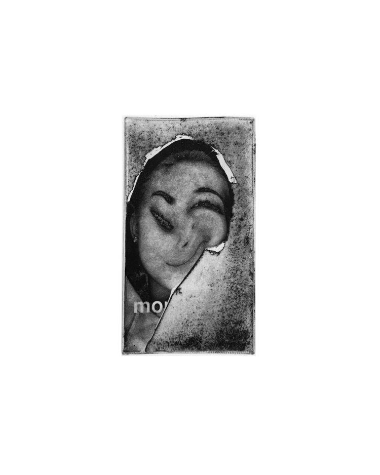 Mood, Photogravure, 2016