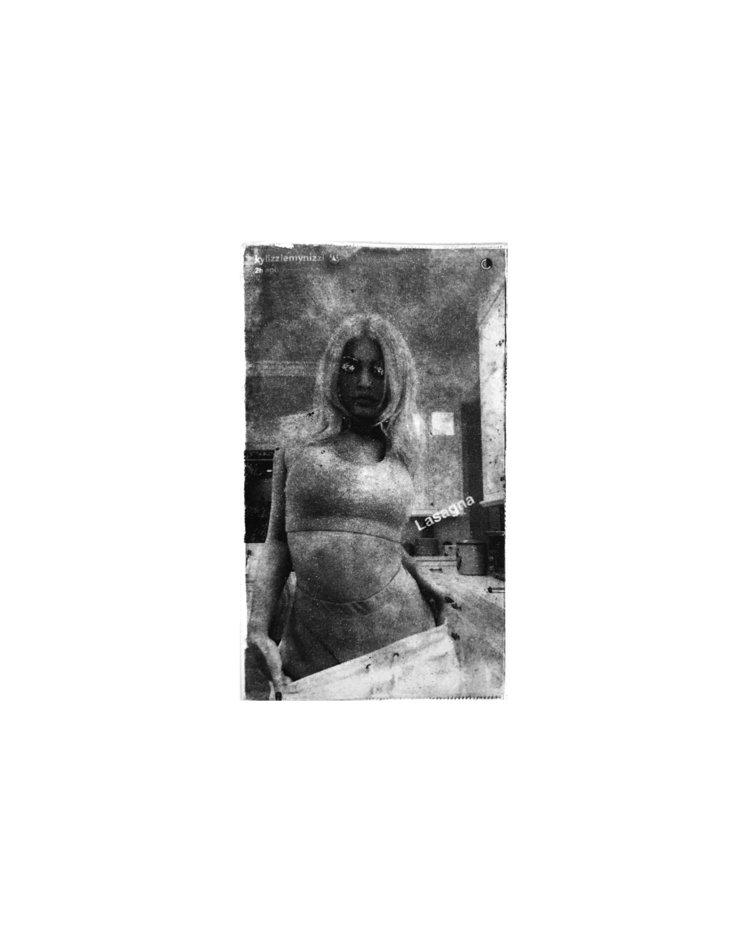 Lasagna, Photogravure, 2016