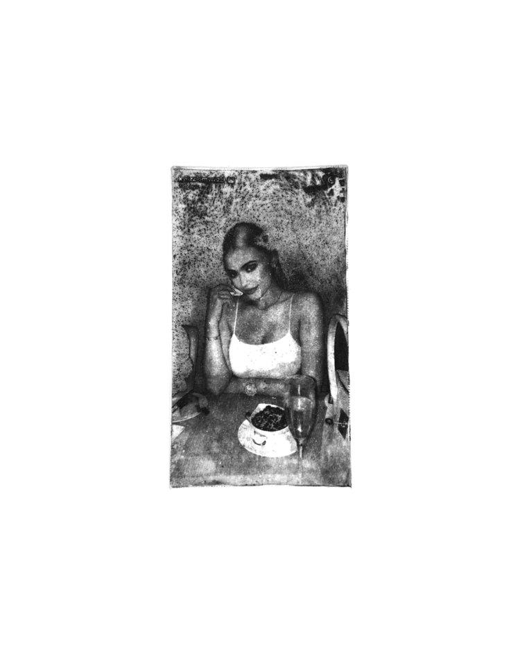 Sponsored, Photogravure, 2016