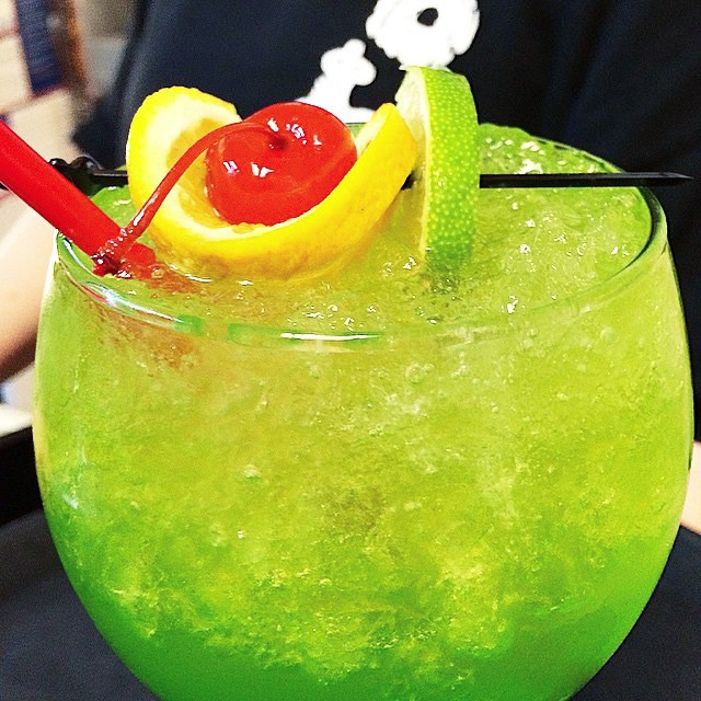 Come celebrate your St. Patrick's at #DRMEX we've got margaritas verde y chili verde ready for you to enjoy!