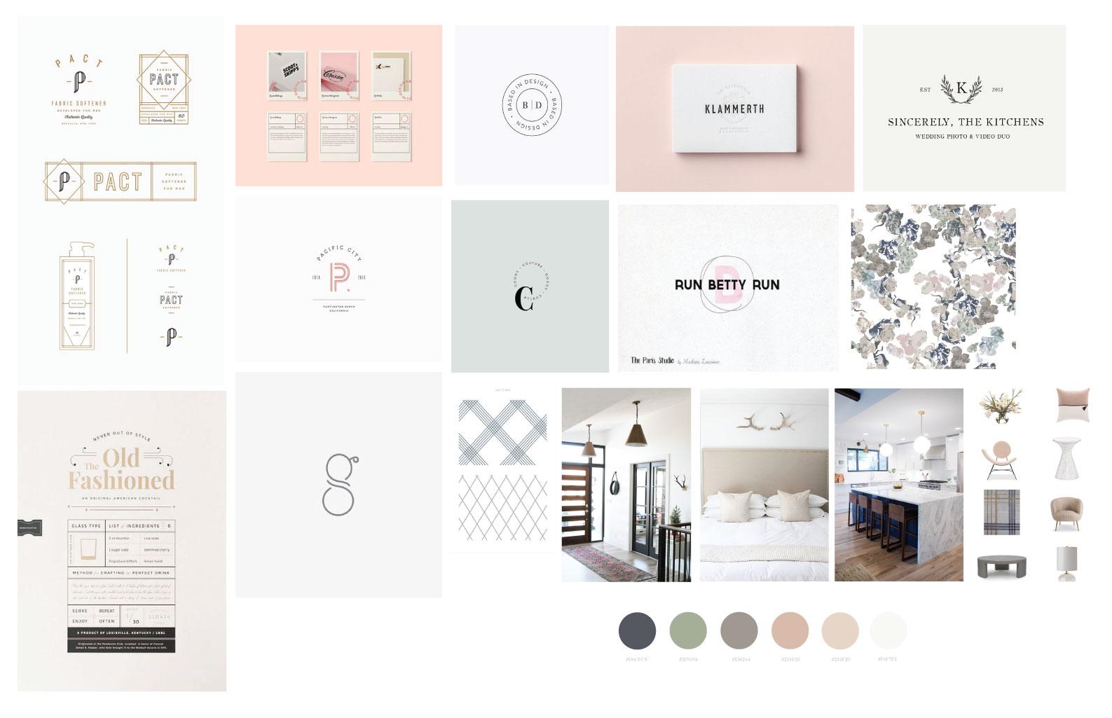 Artful Branding & Direction Board by Queenikathleeni Designs